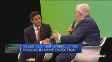 Valeo CEO: Tech & regulation moving in same direction