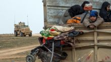Kurd-led forces to declare IS defeated in 'few days'