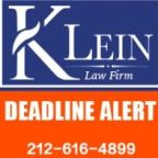 BLUE ALERT: The Klein Law Firm Announces a Lead Plaintiff Deadline of April 13, 2021 in the Class Action Filed on Behalf of bluebird bio, Inc. Limited Shareholders