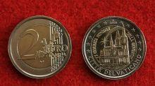 Estas monedas de 2 euros valen hasta mil veces más