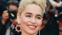 Emilia Clarke just cut her hair into a short bob