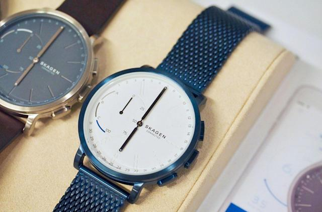 Fossil hopes you'll like one of its 300 smartwatches