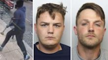 Jailed: 'Prolific' ram raid gang who stole £1.5m from lorries during six-month theft spree