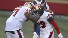 49ers offensive line fueled by recent criticism