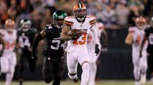 Odell Beckham Jr. Recreates MetLife Magic in Browns Win Over Jets