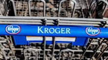 Once-Stuck Kroger Stock Gets Out of First Gear as Essential During Virus