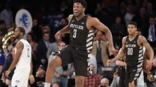 Butler stuns Seton Hall in wild Big East tournament finish