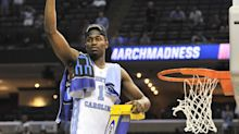 Behind North Carolina's Final Four difference-maker is a proud father who pushes him