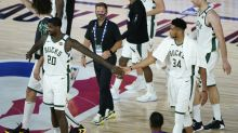 Milwaukee Bucks boycott NBA play-off in protest after Jacob Blake shooting