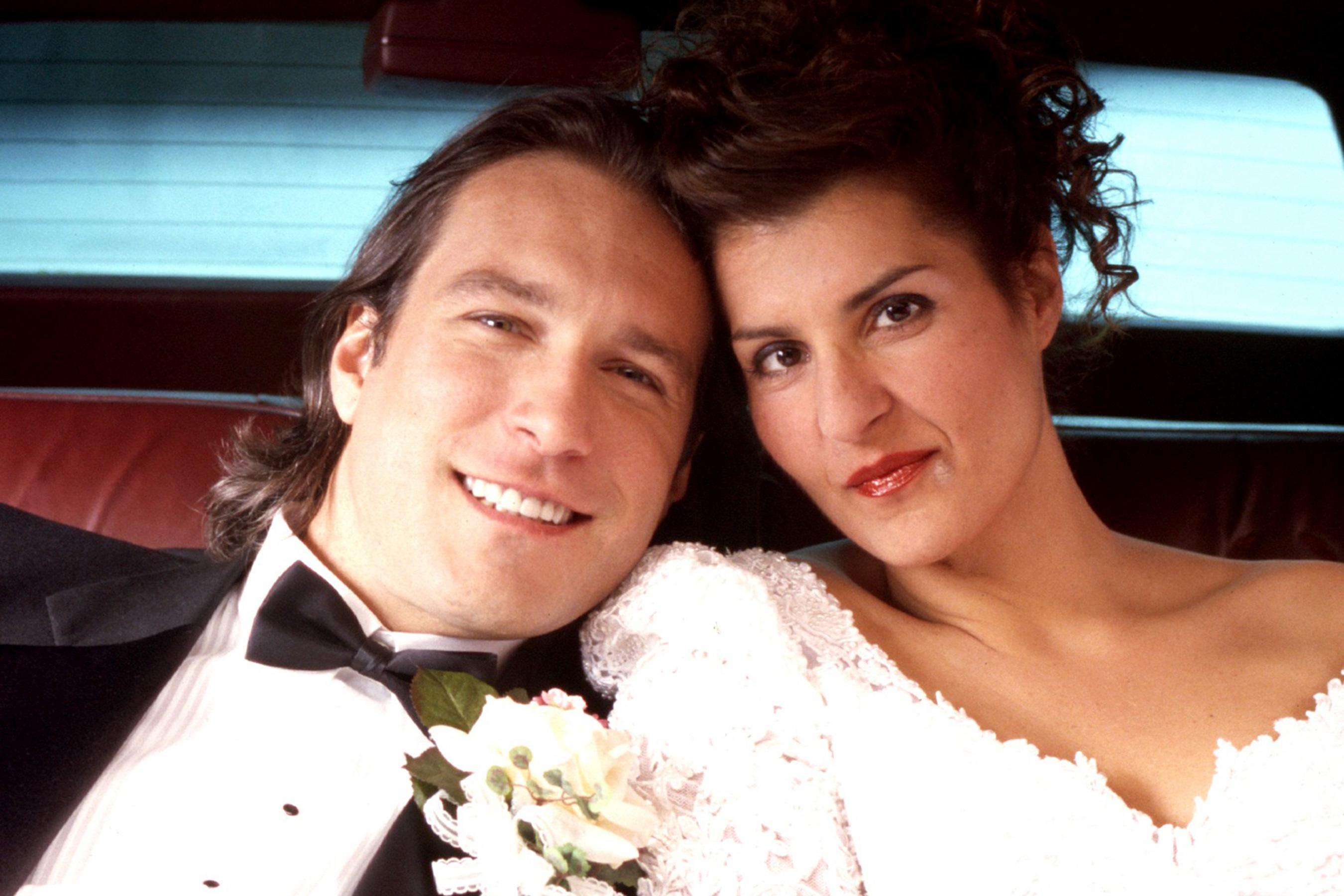 my big fat greek wedding With hanks and wilson signed on as producers, my big fat greek wedding was  on its way filmed on a budget of $5 million, the movie told the story of a.
