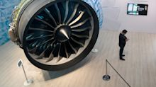 GE Jumps on News That Apollo Is Weighing Bid for Jet-Leasing Business