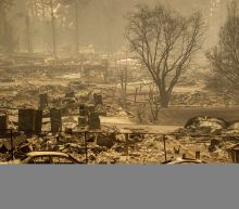 Hundreds Missing In Northern California Wildfire As Blazes Continue Across State