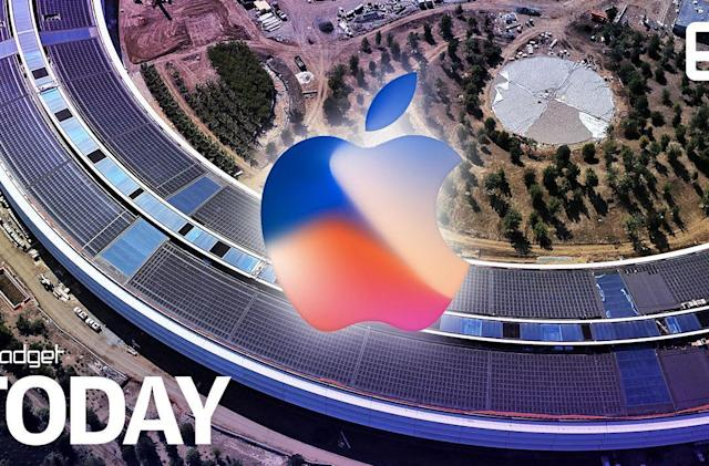 Apple will unveil the next iPhone on September 12th at its new campus