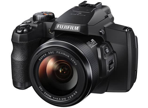 Fujifilm reveals the FinePix S1, a weather-ready 50x superzoom camera