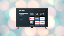 $99 will get you a stunning 32-inch smart LED TV this Presidents' Day — and it's made in the USA