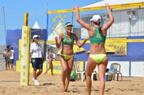 Atletas capixabas avançam às quartas do Circuito Brasileiro