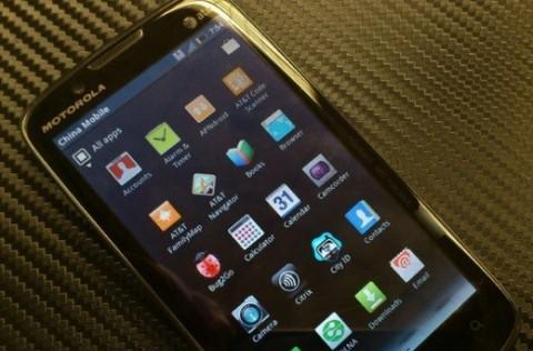 Motorola Atrix sequel gets candid with the camera, heading for AT&T?