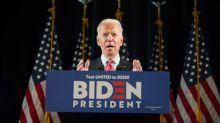 """Campaña de Biden dice que ayuda histórica a Puerto Rico es una """"maniobra política"""""""