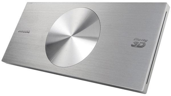 Samsung debuts world's slimmest 3D Blu-ray player, three others that'll get the job done