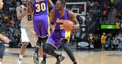 Basket - NBA - Lakers - Luol Deng (Lakers) a subi une opération au muscle pectoral droit