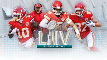 NFL: Chiefs-Offense in der Taktikanalyse: Simple Idee mit schweren Geschützen