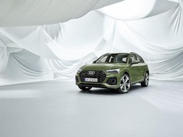 耀動新休旅美學,Audi Q5 245 萬起、Q2 153 萬起、SQ2 235萬展開預售!