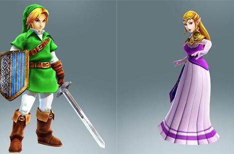 GameStop nabs Ocarina of Time-themed Hyrule Warriors costume pack
