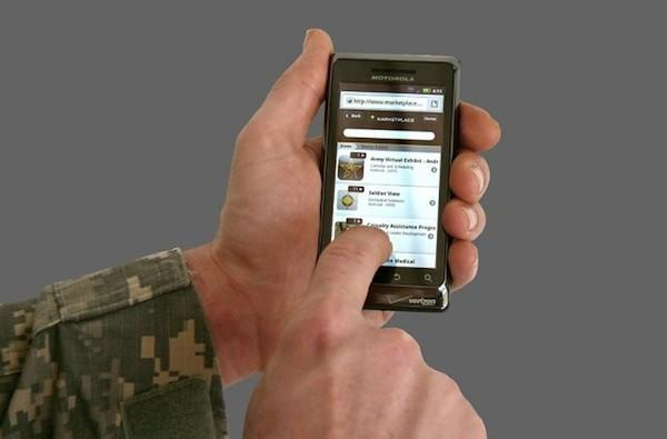US Army debuts app marketplace prototype: iOS first, Android coming soon