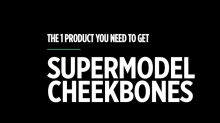 The 1 Product You Need to Get Supermodel Cheekbones
