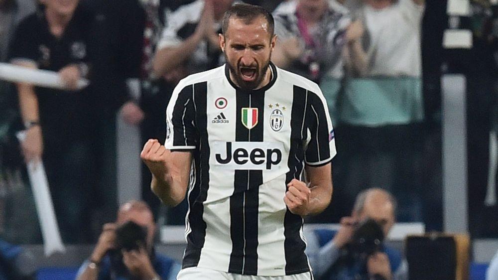 """Juventus, Chiellini 'dimentica' Bonucci: """"Abbiamo salutato Pirlo, Vidal e Pogba..."""""""