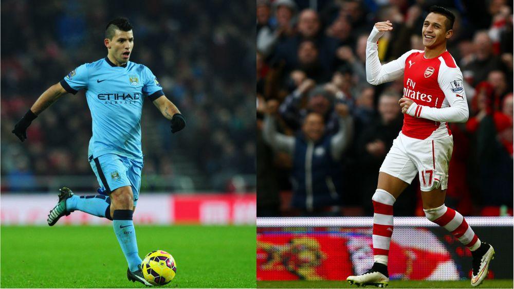 En la renovación que pretende Manchester City, Alexis entraría por Agüero