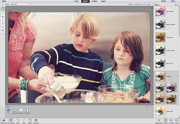 Adobe updates Photoshop Elements and Premier Elements with great results