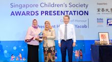 Singapore Children's Society honours 32 individuals, corporations for contributions