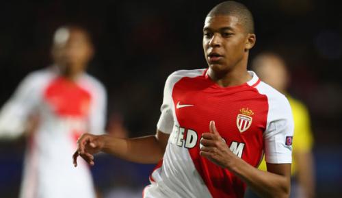 Premier League: Monaco-Shootingstar Mbappe letztes Jahr beinahe zu Arsenal