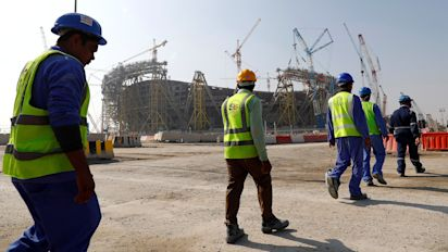 Death toll rises for World Cup workers in Qatar