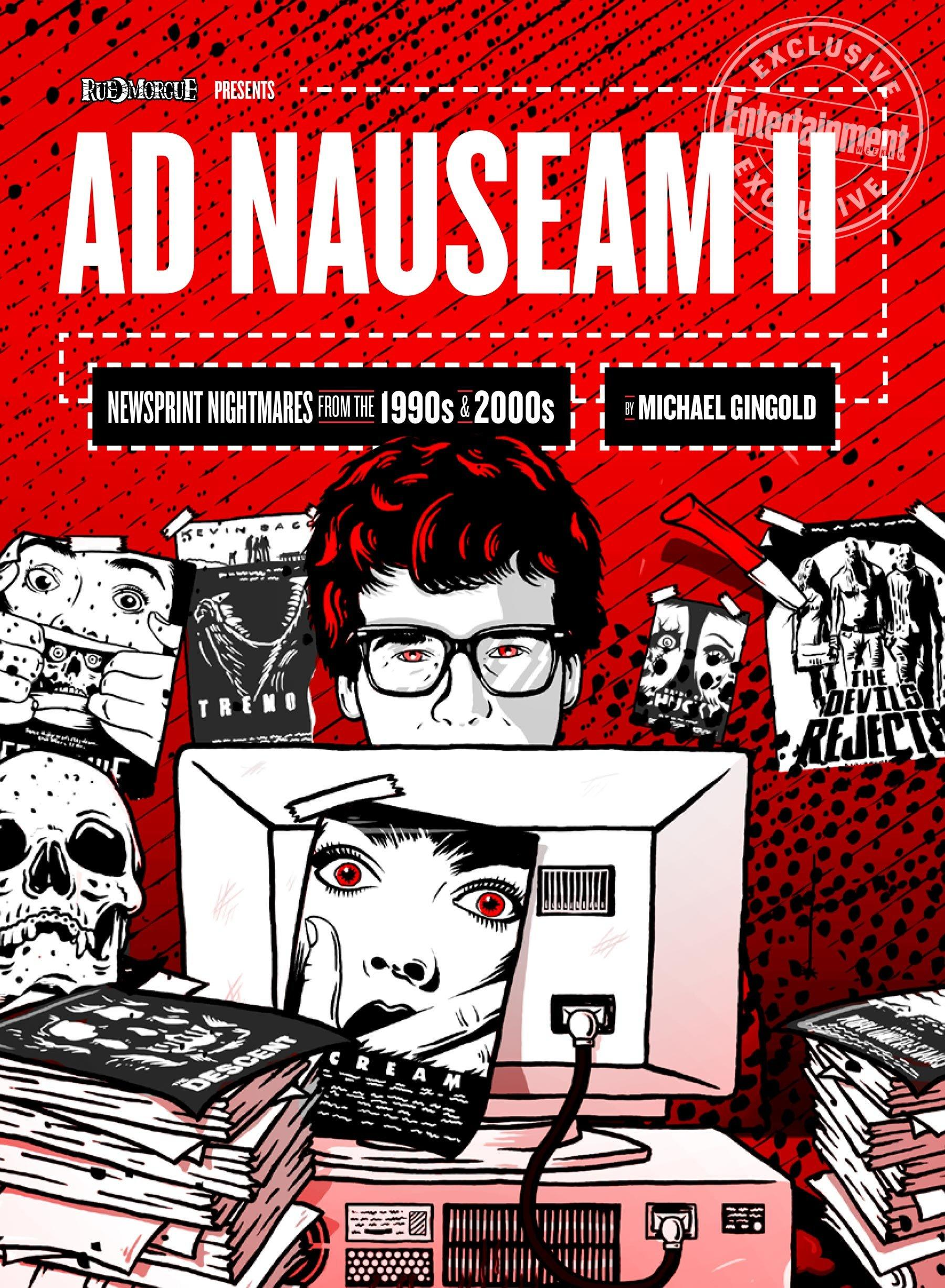 Ad Nauseam II to feature over 500 vintage newspaper ads for '90s and