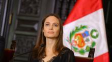 Angelina Jolie manifesta apoio a refugiados venezuelanos