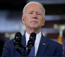 Biden says it 'remains to be determined' if fatal police shooting of Daunte Wright in Minnesota was accidental
