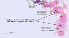 Golden Star Doubles Inferred Mineral Resources at Wassa Underground Gold Mine