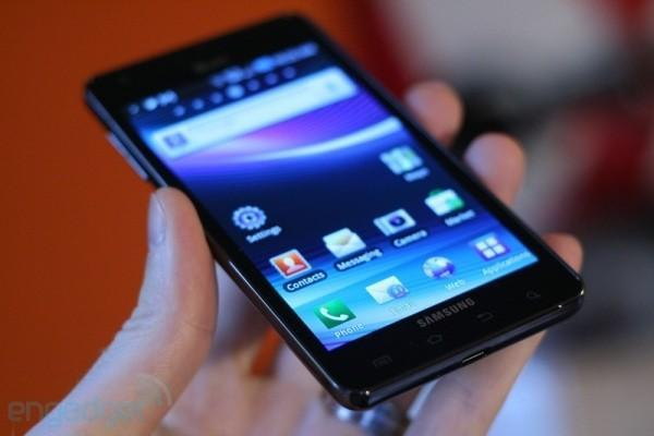 Infuse 4G coming exclusively to Rogers, its first 21Mbps smartphone