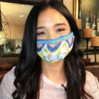 DIY Protective Face Mask | ET Hollywood How-To