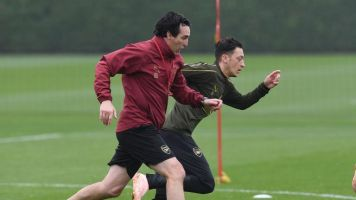 Arsenal news: Unai Emery insists Mesut Ozil's international retirement will work in club's favour