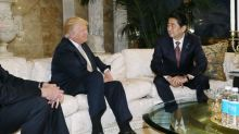 Inside Trump's Relationship With Japanese Prime Minister Abe