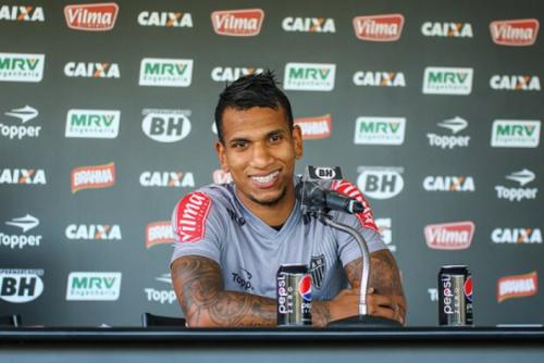 Otero celebra mais um gol pelo Atlético-MG e visa Libertadores