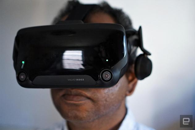 Valve Index review: Next-level VR