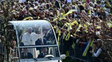 Pope in Milan region to rally for those in need