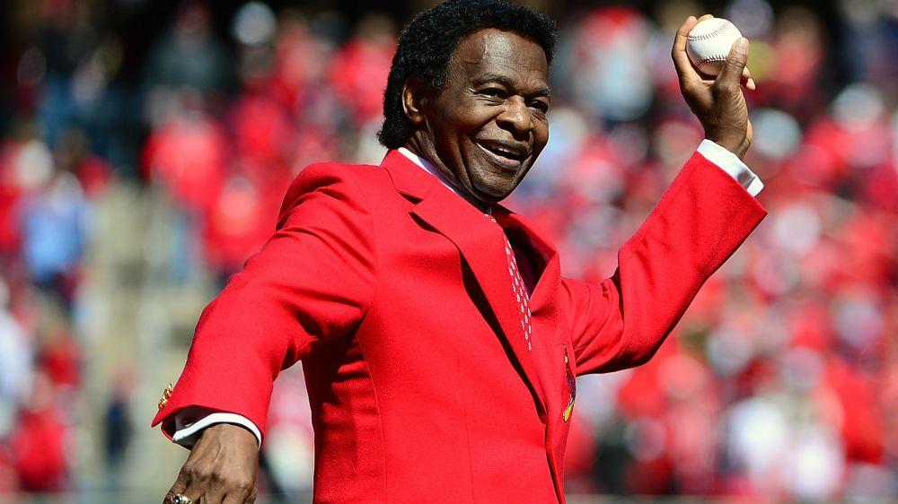 Cardinals Hall of Famer Lou Brock declared cancer-free