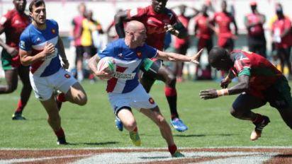 Rugby à 7 - Terry Bouhraoua (France 7): «Je suis prêt pour un nouveau défi»