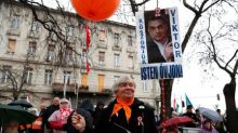 Fear of migrants galvanizes PM Orban's supporters in rural Hungary