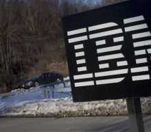 IBM stock slips after revenue misses Street view